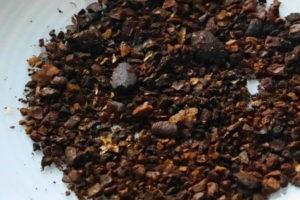 コーヒー豆粗挽き