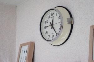 P.F.S. バス時計