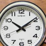 P.F.S.の掛け時計「バス時計」で、おしゃれ度アップ♪