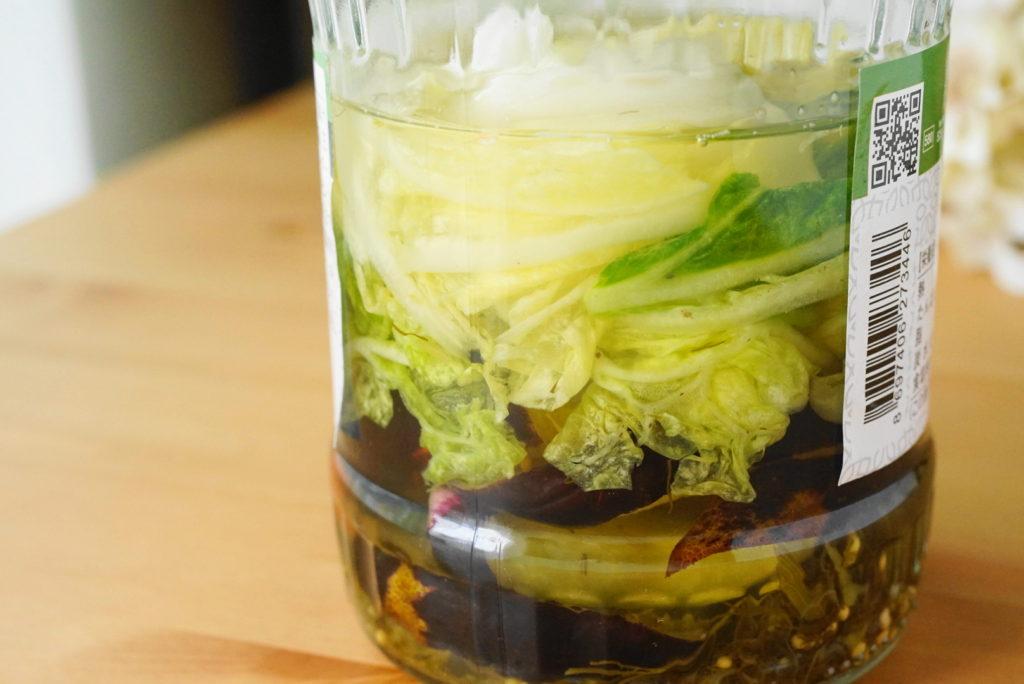 ピクルス液リサイクル2